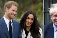 Vzkaz pro Meghan a Harryho: Co jim popřál premiér?
