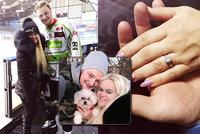 Máma Štiková se bude vdávat: O 24 let mladší zajíček před ní poklekl!