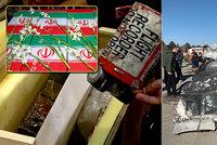 Po katastrofě se 176 mrtvými drží černé skříňky dál Írán. USA požádal jen o techniku