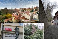 Sebevražda svítiplynem na Novém Světě: Co dalšího pamatují domy malebné části Prahy?