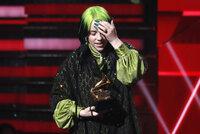 """""""Svět ztratil hrdinu."""" Grammy 2020 ve stínu smrti Bryanta (†42). Triumfovala Billie Eilish"""