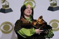 """""""Svět ztratil hrdinu."""" Grammy 2020 ve stínu smrti Bryanta (†41). Triumfovala Billie Eilish"""