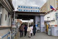 Chřipka v Praze: Některé nemocnice rozšířily zákaz vstupu na další oddělení, počty nemocných klesají