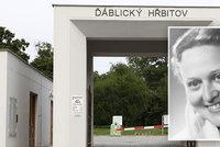 Pátrání po ostatcích Zdeny Mašínové: Na ďáblický hřbitov se nastěhovali archeologové