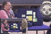 Veterán ze sejfu vyndal 45 let staré rolexky: Prodá je za miliony
