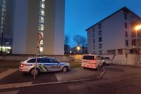 Smrt na studentských kolejích v Praze: Dívka se zřítila z okna, na místě zemřela