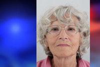 Ztratila se babička (80)! Má psychické problémy, může se toulat po Praze