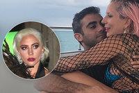 Zrodila se láska! Zpěvačka Lady Gaga ukázala nového chlapa