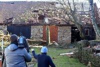 Vichřice Sabine zničila vesnici Rohoznou: Tornádo? Meteorolog vysvětlil ničivý jev