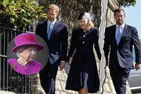 Královskou rodinou zmítá další rozvod! Královna Alžběta přichází o oblíbenkyni