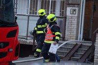 Koronavirus u pražských hasičů?! Dva muži se možná nakazili