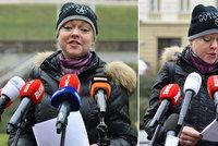 Tajemství tiskovky Dominiky Gottové: Kdo zasáhl do její připravené řeči?!
