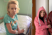 Další zranění Krampolové v Bohnicích: Zlomila si stydkou kost!