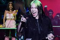Britské hudební ceny: Zvítězili Stormzy a Mabel! Bodovala i Billie Eilishová