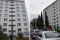 Dívka (10) v Plzni vypadla z okna: Matka ji držela za ruce, popisují svědci a mluví o vážné nemoci