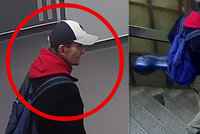 VIDEO: Mladík z auta čmajzl violoncello za 80 tisíc! S futrálem se promenoval v metru, hledá ho policie