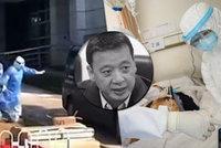 Koronavirus ONLINE: Za rakví mrtvého ředitele běžela manželka. Loď hlásí oběti