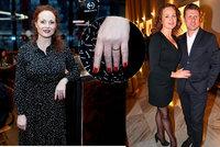 Tajná svatba? Markéta Hrubešová překvapila prstýnkem na levém prsteníčku!