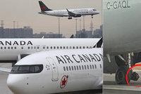 """""""Všichni brečeli."""" Letadlo muselo nouzově přistát, slzy strachu ale vystřídala úleva"""
