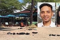 Manažer Googlu (43) obviněn z vraždy manželky (†41): Mámu dvou dětí našli mrtvou na pláži!
