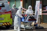 Koronavirus ONLINE: První Evropan zemřel v Itálii, v Koreji rychle přibývá nakažených