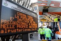 Koronavirus ONLINE: V Itálii je přes 100 nakažených a uzavřená města, Korea má pohotovost