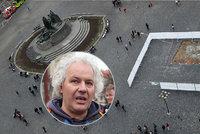 """Mariánský sloup se vrací na Staromák: Milion zaplatí sochař Váňa za zábor! """"Skandální,"""" čílí se někteří zastupitelé"""