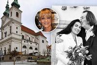 Utajovaná svatba Bolka Polívky: Oženil se tam, kde žil s exmanželkou Chantal!