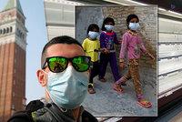 Koronavirus ONLINE: Češi kontrolují lety z Itálie, nákaza je i na jihu země a ČT riskuje