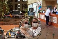 """""""Je to šok."""" Koronavirus změnil dovolenou v peklo: Svědectví z hotelu s Čechy v karanténě"""