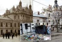 Kdysi secesní skvost, dnes barabizna: Takto dnes vypadá vyšehradské nádraží, které chce Praha koupit