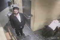 Šlofík na záchodě stál muže doklady a peníze! Zloděje, který ho okradl, hledá policie