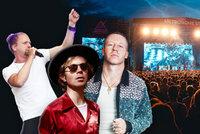 Tři dny nadupané hvězdami: Na Metronome festivalu vystoupí Beck, Mecklemore i Klus. Jak to bude s placením?
