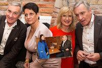 Nestárnoucí princ Jan Čenský (58) v obležení žen, ale manželka není ani jedna!