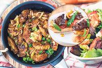 Já rád játra! Tři dokonalé recepty na víkendovou večeři