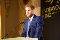 Princ Harry si našel další práci: Hodlá likvidovat velkou hrozbu pro lidstvo!