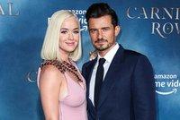 Katy Perry a Orlando Bloom panikaří: Koronavirus ohrozil pohádkovou svatbu!