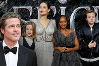 Svoje děti už neuvidí? Jolie opět žene exmanžela Pitta k soudu!