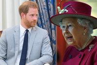 Harry podvedl královnu: Nepravdivé informace o dokumentu, výsledek Alžbětu šokoval!