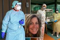 Nečekaná bolest a extrémní únava. Zdravotní sestra (50) popsala svůj boj s koronavirem