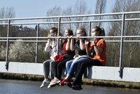 V hlavním městě je už 345 nakažených koronavirem. Nejvíce jich pochází z Prahy 4