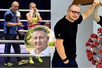 Bývalý boxer Konečný má koronavirus. Do karantény poslal kolegyni i vicehejtmana