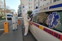 ONLINE: U sv. Anny je osm pacientů v kritickém stavu! V kraji je 222 nakažených