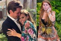 Princezna Beatrice v slzách: Koronavirus jí zhatil veselku!