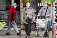 Koronavirus ONLINE: 315 mrtvých v ČR. A konec dvouhodinovky pro seniory v obchodech