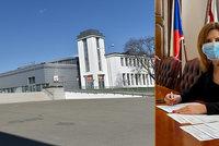 Brno chystá krizovou polní nemocnici pro 500 lidí: Postaví ji za 48 hodin na výstavišti
