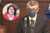 ONLINE ze Sněmovny: Babiš vzýval Boha, poslanci v rouškách řeší ošetřovné i EET