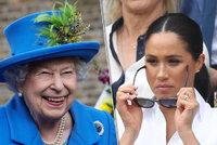 Toxické spory kolem Archieho (1): Královna vrací Meghan úder! Pravda je jinde
