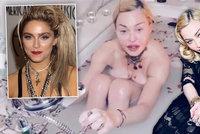 Madonno, jak to vypadáš?! Její »cestující« obočí odhalilo utajované plastiky