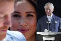 Harry chtěl podpořit nakaženého otce Charlese: Meghan musela zasáhnout!